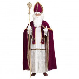 Sinterklaas Goedheiligman Kostuum