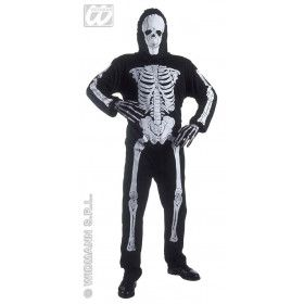 Mr. Skeleton Rontgen Kostuum Man