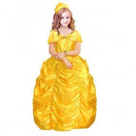 Royal Beauty Queen Kostuum Meisje