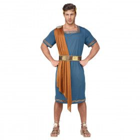 Senator Oude Rome Brutus Man Kostuum
