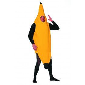 Rijpe Banaan Kostuum