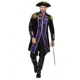 Officier Koninklijk Fregat Piraat Man