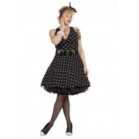Rockabilly Jurk Dottie Dansdame Vrouw