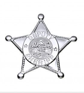 Sheriff Ster Zilver