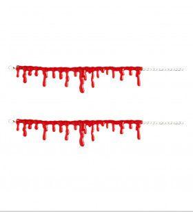 Armband Bloeddruppels