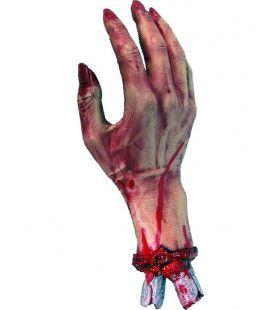 Bloederige Hand