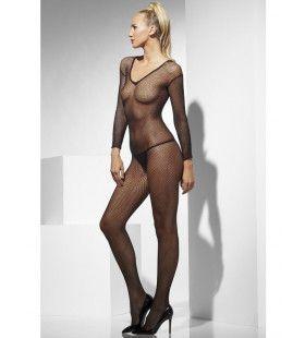 Waanzinnig Sexy Doorzichtig Bodysuit Vrouw Kostuum