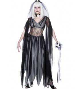 Bruid Van De Duivel Vrouw Kostuum