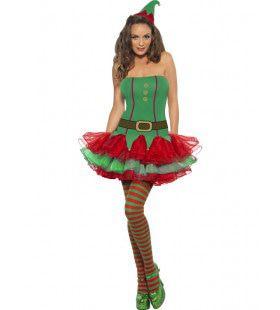Tutu Elf Vrouw Kostuum
