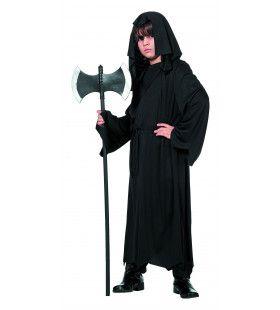 Aangekondigde Zwarte Dood Jongen Kostuum