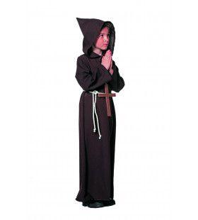 Benedictijner Pater Kind Jongen Kostuum
