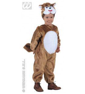 Enig Eekhoorntje Pluche Kostuum