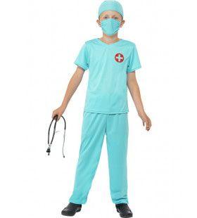 Junior Chirurg Kostuum