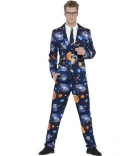 Space Animatie Herenkostuum Man Kostuum