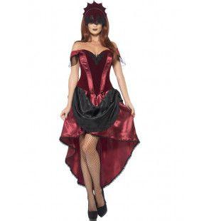 Venetiaanse Verleidster Vrouw Kostuum