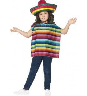 Mexicaanse Verkleedkit Kostuum