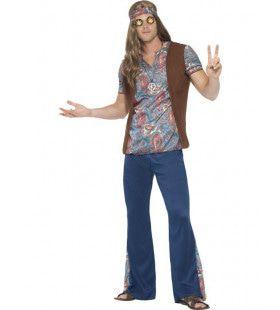 Hippiepak Ernesto Man Kostuum