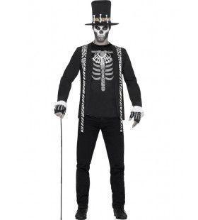 Black Magic Dokter Magic Man Kostuum
