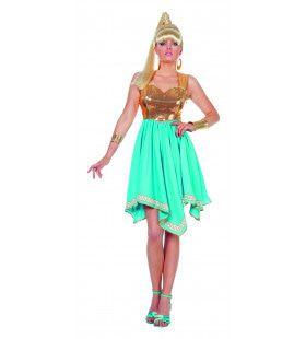 Griekse Godin Venus Vrouw Kostuum