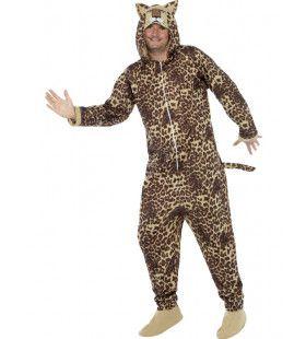 Onesie Lekkere Luipaard Kostuum