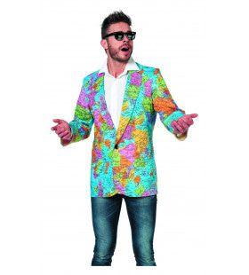Extravagant Colbert Wereldburger Man Kostuum