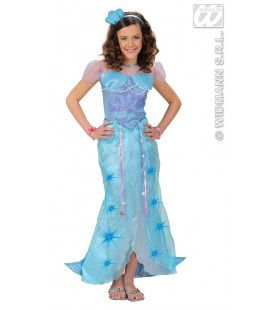 Zeemeermin, Fiberoptisch Meisje Kostuum