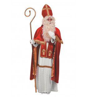 Sinterklaas De Kindervriend Man Kostuum