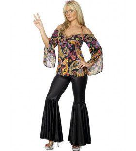 Dancing Diva Jaren 60 Vrouw Kostuum