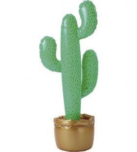 Opblaasbare Cactus 90 Centimeter Decoratie