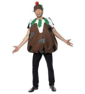 Kerst Pudding Kostuum
