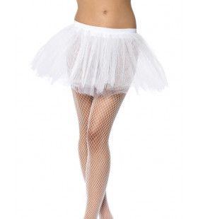 Witte Tutu Vrouw Kostuum