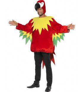 Goedkoop Parrot Volwassen Kostuum