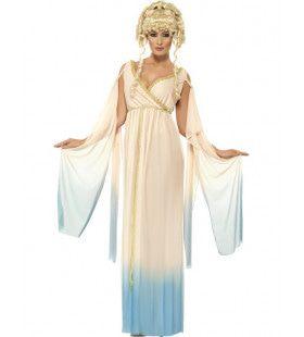 Romeinse Godin Vrouw Kostuum