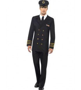 Marine Uniform Man Kostuum