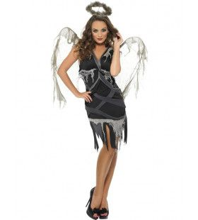 Engel Halloween Vrouw Kostuum
