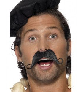 Franse Snor Man