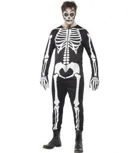 Skelet Make-Up & Applicator Set