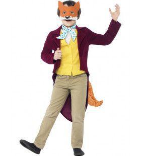 Roald Dahl Fantastic Mr Fox Kostuum Jongen