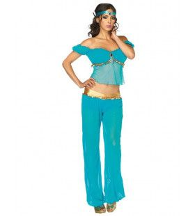 Sherezade De Arabische Schoonheid Vrouw Kostuum