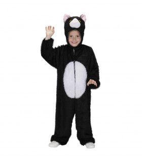Kat Pluche 113 Centimeter Kostuum