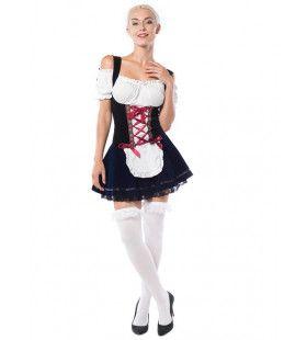 Gertrud Gerstenat Vrouw Kostuum