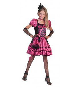 Pinkarella Can Can Meisje Kostuum