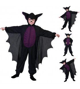 Geinige Kinder Vleermuis Kostuum