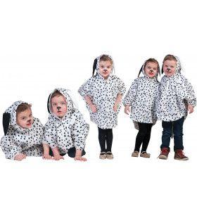 Dalmatier Cape Dammo Kostuum
