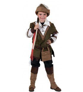 Robin Hood De Armenhelper Kostuum Jongen