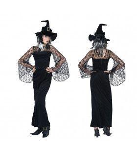 Gravilla De Heks Vrouw Kostuum