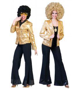 Golden Nights Vest Vrouw