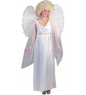 Engel Uit De Hemel Vrouw Kostuum