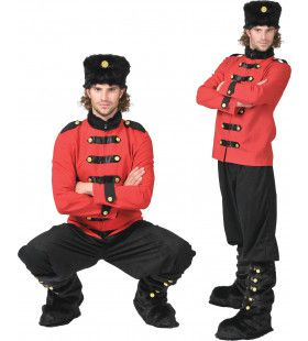 Konzichic De Kozak Heer Man Kostuum
