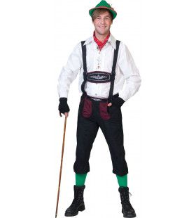 Munchen Kostuum Man